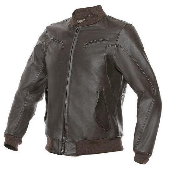Dainese GWashington Jacket Куртка Testa Di Pelle Moro shrQtd